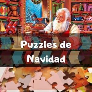 Los mejores puzzles de Navidad - Puzzles de Christmas Collection