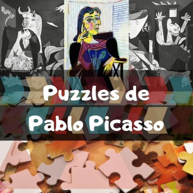 Lee más sobre el artículo Los mejores puzzles de Pablo Picasso