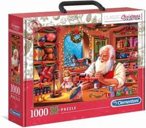 Puzzle de Christmas Collection de 1000 piezas - Los mejores puzzles de Navidad