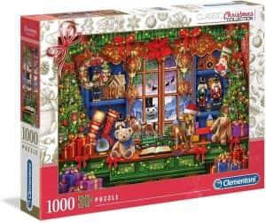 Puzzle de Navidad de Christmas Collection de 1000 piezas - Los mejores puzzles de Navidad