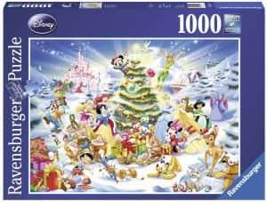 Puzzle de Navidad de Disney de 1000 piezas 2 - Los mejores puzzles de Navidad