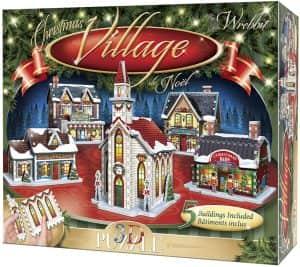 Puzzle de Navidad en 3D - Los mejores puzzles de Navidad
