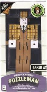 Puzzle de Sherlock Holmes de Puzzleman - Los mejores puzzles de Sherlock Holmes