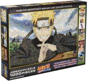 Puzzle de mosaico de Naruto de 1000 piezas - Los mejores puzzles de Naruto Shippuden