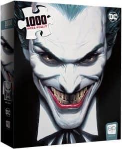 Puzzle del Joker de 1000 piezas - Los mejores puzzles de Halloween