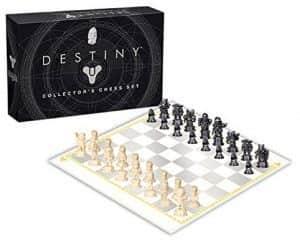 Set de Ajedrez de Destiny videojuego - Los mejores juegos de ajedrez