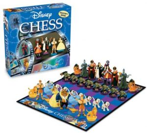 Set de Ajedrez de Disney - Los mejores juegos de ajedrez