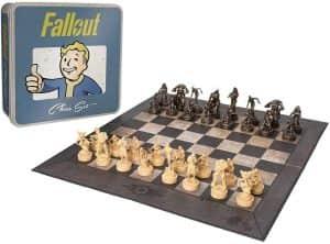 Set de Ajedrez de Fallout - Los mejores juegos de ajedrez