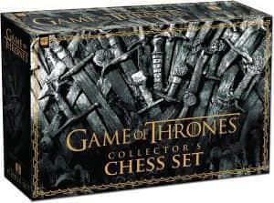 Set de Ajedrez de Juego de tronos - Los mejores juegos de ajedrez