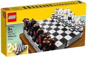 Set de Ajedrez de LEGO - Los mejores juegos de ajedrez