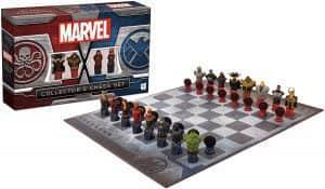 Set de Ajedrez de Marvel - Los mejores juegos de ajedrez