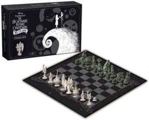 Set de Ajedrez de Pesadilla antes de Navidad 2 - Los mejores juegos de ajedrez