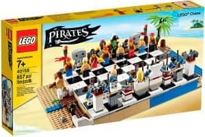 Set de Ajedrez de Piratas de LEGO - Los mejores juegos de ajedrez
