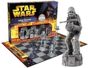 Set de Ajedrez de Star Wars - Los mejores juegos de ajedrez