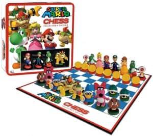 Set de Ajedrez de Super Mario - Los mejores juegos de ajedrez