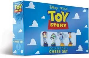 Set de Ajedrez de Toy Story - Los mejores juegos de ajedrez