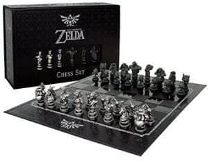 Set de Ajedrez de Zelda - Los mejores juegos de ajedrez