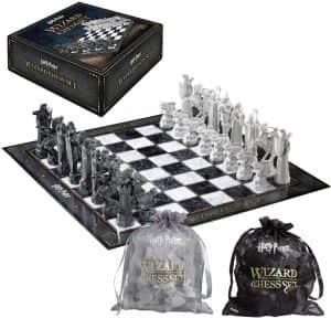 Set de Ajedrez mágico de Harry Potter - Los mejores juegos de ajedrez