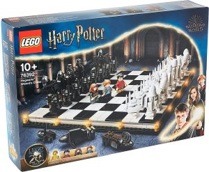 Set de Ajedrez mágico de Harry Potter de LEGO - Los mejores juegos de ajedrez