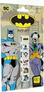 Set de dados de Batman - Los mejores juegos de dados