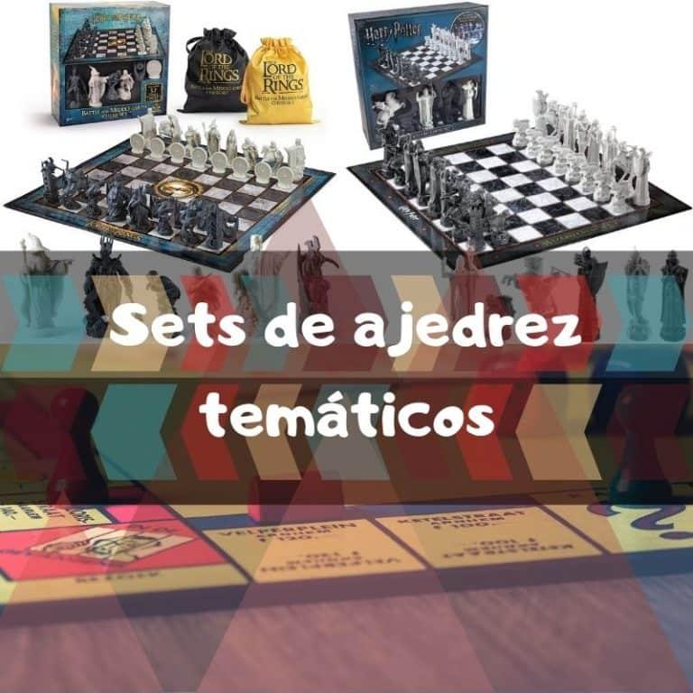 Lee más sobre el artículo Los mejores sets de ajedrez temáticos