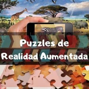 Puzzle De Realidad Aumentada De Augmented Reality De 1000 Piezas De Ravensburger. Los Mejores Puzzles De Augmented Reality