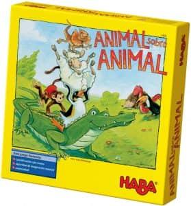Juego de mesa de Animal sobre Animal - Los mejores juegos de mesa de animales