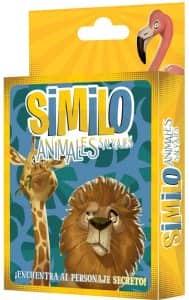Juego de mesa de Similo Animales Salvajes - Los mejores juegos de mesa de animales